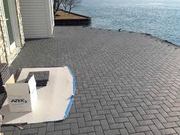 paver concrete s lowes slate stepping stones x patio design