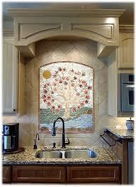 Best  Mosaic Backsplash Ideas On Pinterest Mosaic Tile Art - Mosaic tile backsplash kitchen ideas