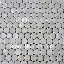 white mosaic wall tiles promotion shop for promotional white