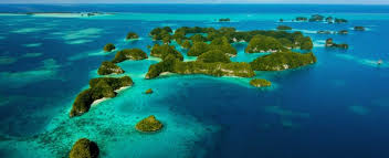 tropical island paradise destination ecotourist palau a true tropical island paradise