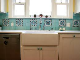 Kitchen Ceramic Tile Backsplash | ceramic tile backsplashes pictures ideas tips from hgtv hgtv