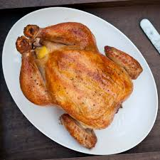 roasted whole chicken beer brined roast chicken the beeroness