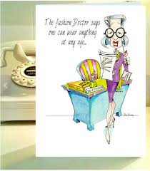 funny women birthday card birthday card for her by vanitygallery