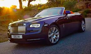 rolls royce light blue rolls royce dawn worlds most silent convertible roof demo rr