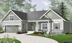 bungalow house plans with basement plan of the week bungalow with basement to finish now or later