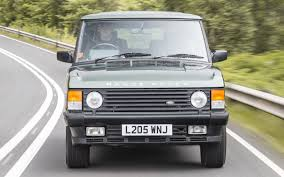 classic range rover land rover u0027s finest enhanced by overfinch cars