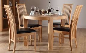 4 Seater Dining Table And Chairs Home Styles Inch Pedestal Dining Table In Cottage Oak Home