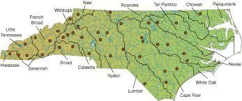 nantahala river map carolina drought duration graphs