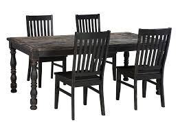 signature design by ashley clayco bay 5 piece rectangular dining