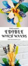 edible witch wands for halloween daisies u0026 pie