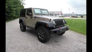 jeep gobi clear coat 2017 jeep wrangler rubicon recon edition 4x4 walk around video in