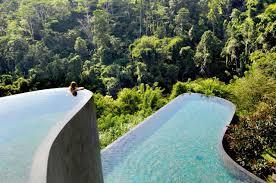grohe magazine top five ubud hanging gardens bali