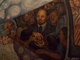 Diego Rivera Rockefeller Center Mural Controversy by Let Us Now Praise Famous Photographers Walker Evans In Cuba