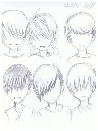 hhort haircut sketches for man guy hairstyle sketches by pinkkittyayh on deviantart