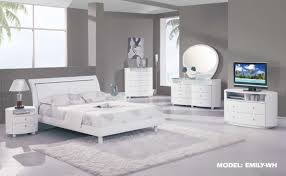 Emily Bedroom Furniture Emily Global White Bedroom Set Bedroom Furniture Sets