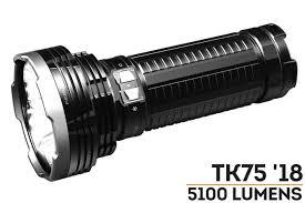 Torch Light Flashlight Fenix Tk75 Led Flashlight 2018 Edition 5100 Lumens Fenix Store