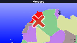 Africa Map Quiz Game by Africa Map Quiz Apps 148apps