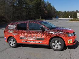 Dodge Journey Custom - custom truck and van wraps in rome ga for university chrysler