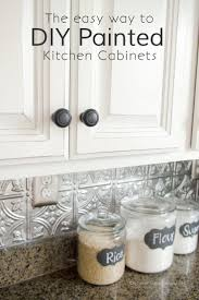 Kitchen Cabinet President Easy Way To Paint Kitchen Cabinets Home Design