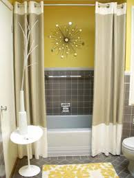 bathroom ideas with shower curtain bathroom design bathroom beautiful ideas using silver towel