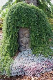 Face Planter 194 Best Planters Shaped Like Heads And Other Body Parts Images On