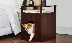 Nightstand Cover 37 Off On Cat Washroom Pet House Groupon Goods