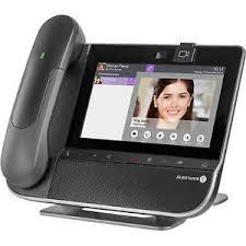 telephone bureau alcatel lucent 8088 téléphone ip de bureau haut de gamme smart