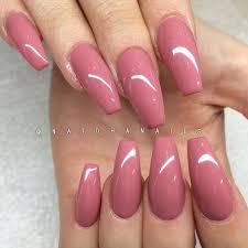 natural coffin nails nail art 2 pinterest coffin nails