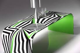 glass design glas troesch glastisch glass design table interior graphic столы