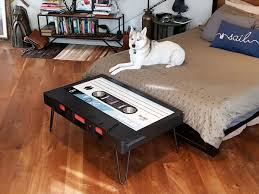 cassette tape coffee table for sale taybles cassette tape coffee table imboldn