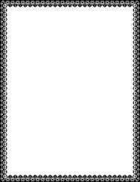 halloween border black and white halloween border clipart free clipart images clipartix