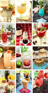 Summer Cocktail Party Recipes - favorite summer cocktails creative culinary com cocktails