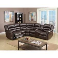 Home Theater Sectional Sofas Theater Style Leather Sectional