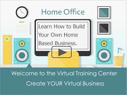 home create your virtual business