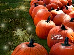 jackolantern screensavers fall pumpkin wallpaper wallpapersafari