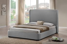 Upholstered Headboard King Modern Beds Modern Platform Bed Contemporary Bed Frames See