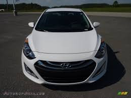 hyundai elantra white 2013 hyundai elantra gt in monaco white photo 2 031557 autos