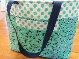 nautical tote fluffy puppy quilt works nautical tote bag tutorial