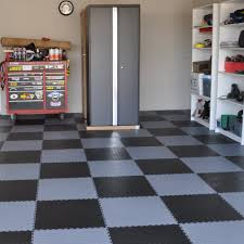 G Floor Roll Out Garage Flooring by Perfection Floor Coin Pattern Interlocking Flexible Tiles Flexi