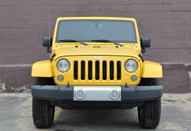 lowered 4 door jeep wrangler capsule review 2015 jeep wrangler unlimited sahara the truth