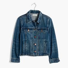 light blue cropped jean jacket mercer crop jean jacket shopmadewell more denim dressing madewell