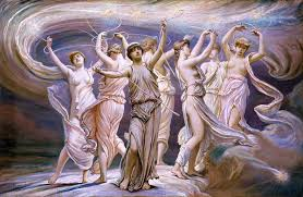 pleiades greek mythology wikipedia
