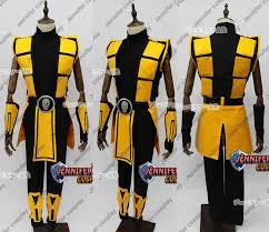 Scorpion Costume Cosplay Costume Picture More Detailed Picture About Scorpion