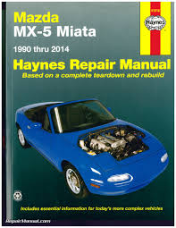 mazda automobile manuals repair manuals online