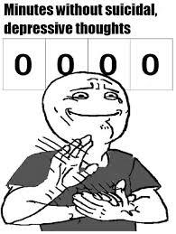 M Meme - i m back here are some depression memes