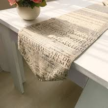 grey table runner wedding buy grey table runner and get free shipping on aliexpress com