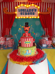 Circus Candy Buffet Ideas by 191 Best Vintage Circus Party Ideas Images On Pinterest Carnival