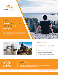 island brochure template island travel flyer design template in word psd publisher