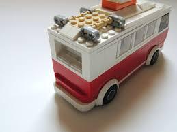 camper van lego lego ideas volkswagen t1 camper van minifiguere scale