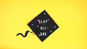 celebrate in style with these diy grad caps evite